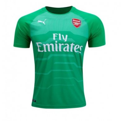 Camiseta Arsenal 2018 Goalkeeper