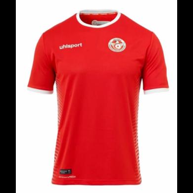 Camiseta 2a Equipación Túnez 2018