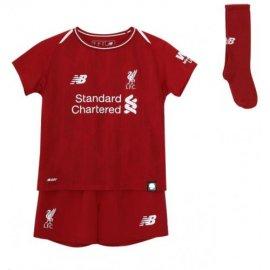 Camiseta 1a Equipación Liverpool 18-19 Niños Kits