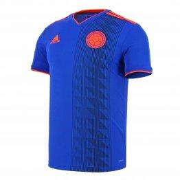 Camiseta adidas segunda Colombia 17-18