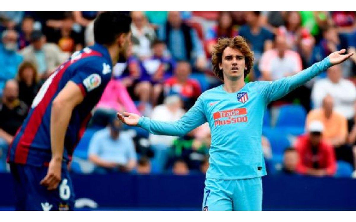 Atlético de Madrid reclama 200 millones de euros por Griezmann