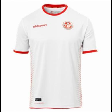 Camiseta 1a Equipación Túnez 2018