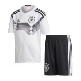 Camiseta Alemania 1ª Equipación 2018 Niños
