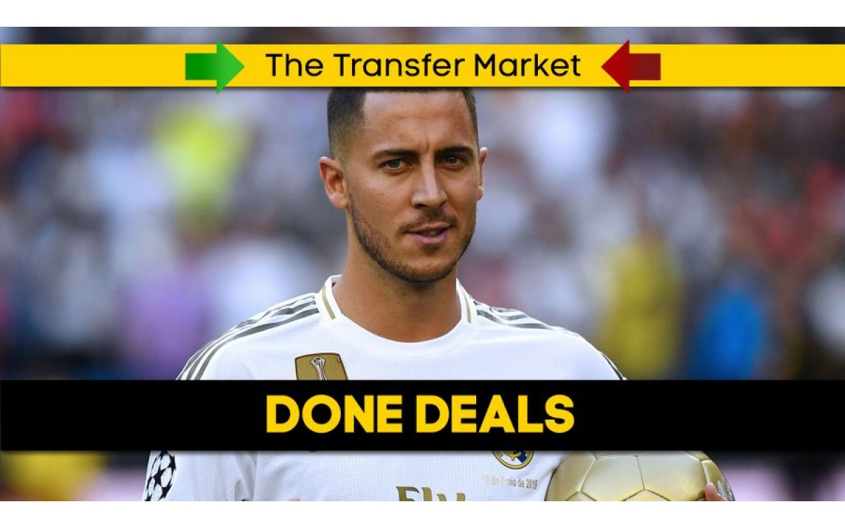 Done deals: All the completed transfers from the summer 2019 transfer window and deadline day