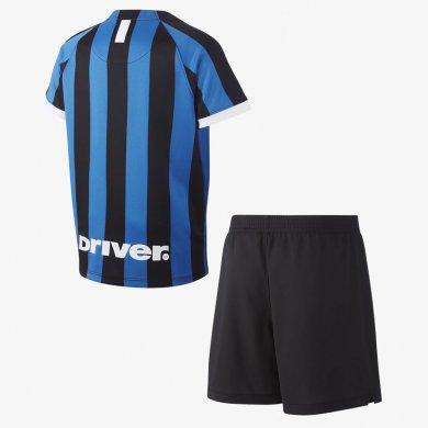 Camiseta Inter De Milán 1ª Equipación 2019/2020 Niño Kit