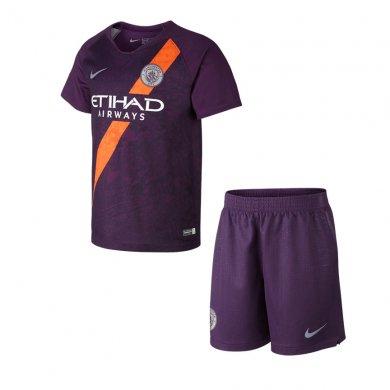 Camiseta Manchester City 18/19 3ª EQUIPACIÓN Niños