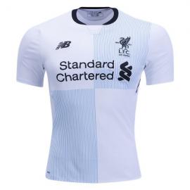 Camiseta de la 2ª equipación Liverpool 17/18