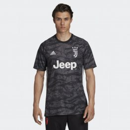 Camiseta De Portero Juventus 2019/2020 Negro