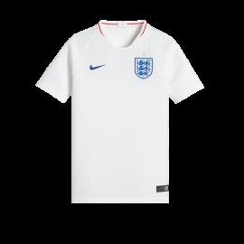 Niño - 2018 ENGLAND STADIUM HOME Camiseta de fútbol