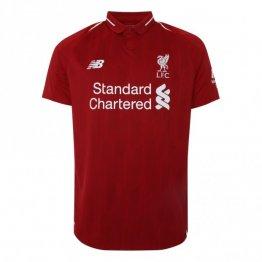 Camiseta de la 1ª equipación Liverpool 18/19
