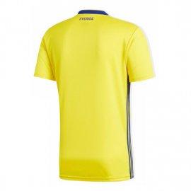 Suecia 2018 Camiseta de la 1ª equipación