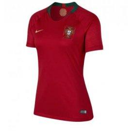 Portugal 2018 Maillots DOMICILE Mujer