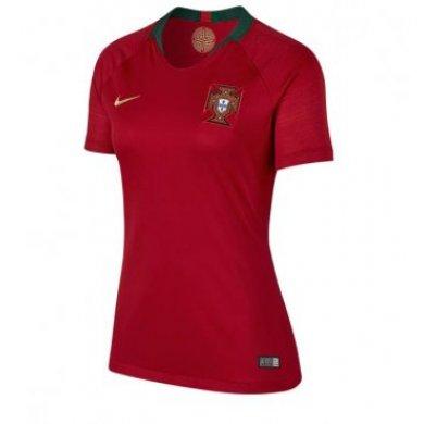 Portugal 2018 Camiseta de la 1ª equipación Mujer