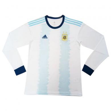 Camiseta Argentina 1ª Equipación 2019 ML