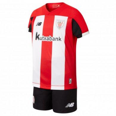 Camiseta Athlétic Bilbao 1ª Equipación 2019/2020 Niño Kit