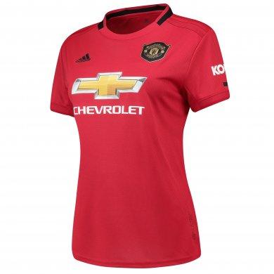 Camiseta de la equipación local del Manchester United 2019-20 para mujer
