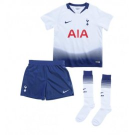 Camiseta 1a Equipación Tottenham Hotspur Little Boys Kit 18-19