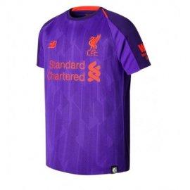 Camiseta 2a Equipación New Balance Liverpool Niños 18-19
