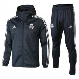 CHAQUETA CON CAPUCHA Real Madrid