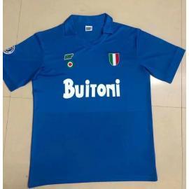 Camiseta Para La Historia. Napoles 1985 -1988
