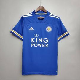 Camiseta Primera Equipación Leicester City 2020-2021