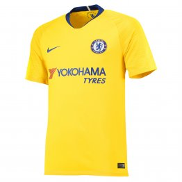 Camiseta Stadium de la equipación visitante del Chelsea 2018-19