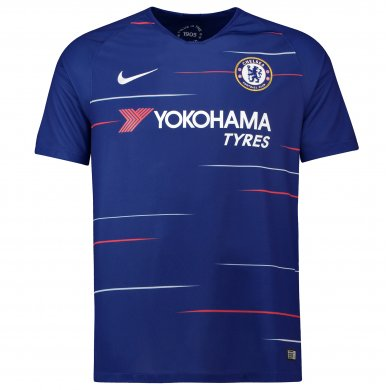 Camiseta Stadium de la equipación local del Chelsea 2018-19