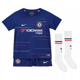 Equipación local Stadium del Chelsea 2018-19 para bebés