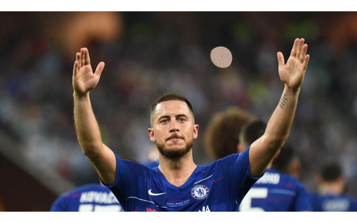 Video: 'I think it's goodbye', says Eden Hazard after Chelsea's Europa League final triumph, amid Re