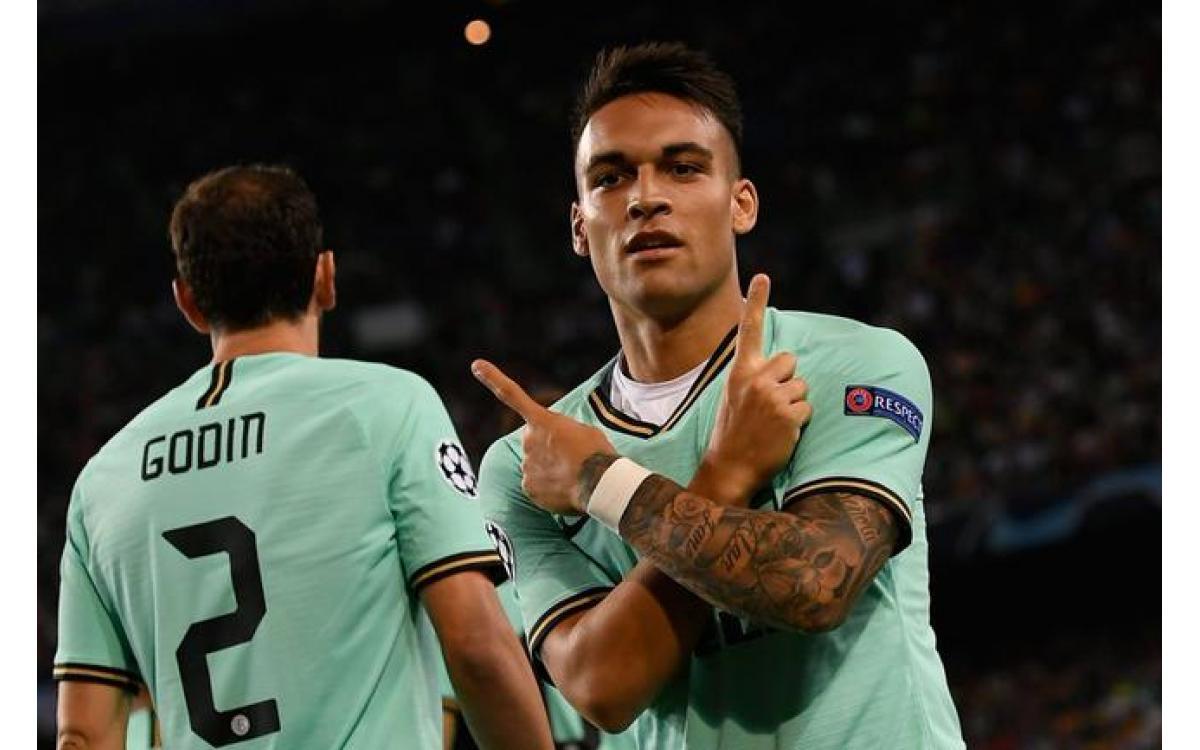 ¡Espero el ascenso del Inter! Pueden jugar contra Messi Barça.
