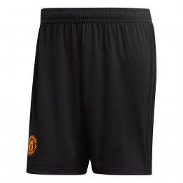 Pantalón corto de la equipación local del Manchester United 2018-19