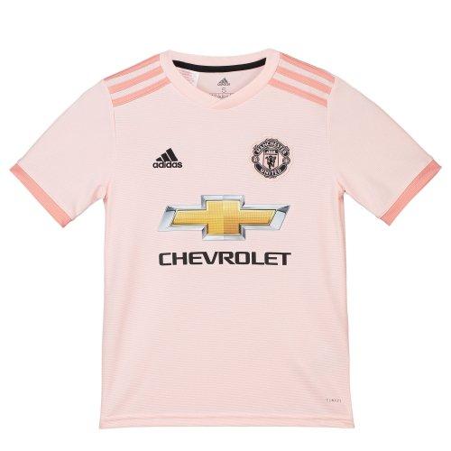 camiseta de la equipacion visitante del manchester united 2018 19 para ninos manchester united 2018