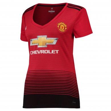 Camiseta de la equipación local del Manchester United 2018-19 para mujer