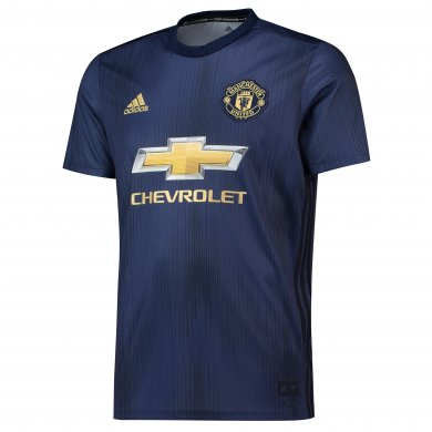 Camiseta de la tercera equipación del Manchester United 2018-19