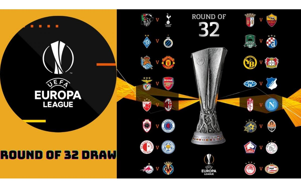 Europa League 2020-2021: Top Scorer And Top Assistant After The Round Of 32