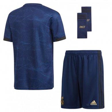 Camiseta Real Madrid 2ª Equipación 2019/2020 Niño Kit