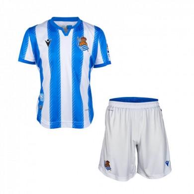 Camiseta Real Sociedad 1ª Equipación 2019/2020 Niño Kit