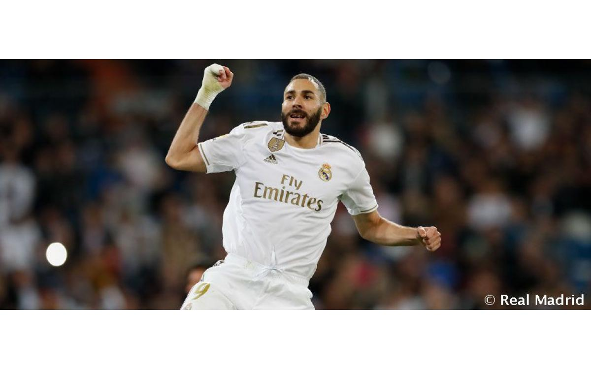 Benzema, el pichichi de la Liga