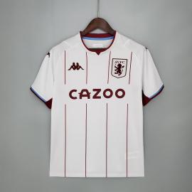 Camiseta Aston Villa Segunda Equipación 21/22