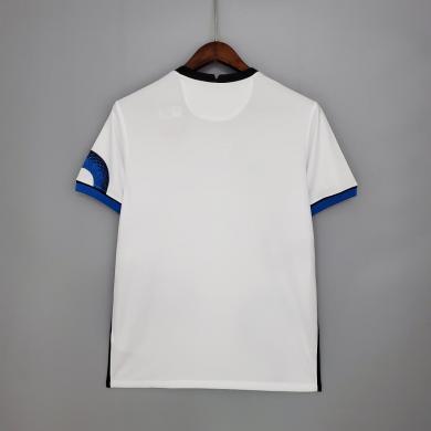 Camiseta FC Inter De Milán Segunda Equipación Stadium 2021-2022 Niño