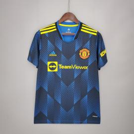 Camiseta Manchester United Tercera Equipación 2021/2022