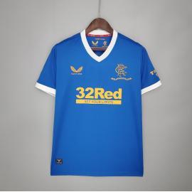 Camiseta Rangers Primera Equipación 21/22