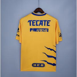 Camiseta Tigres UANL Primera Equipación 2021/2022
