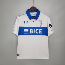 Camiseta Universidad Catolica Primera Equipación 2021/2022