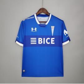 Camiseta Universidad Catolica Segunda Equipación 2021/2022