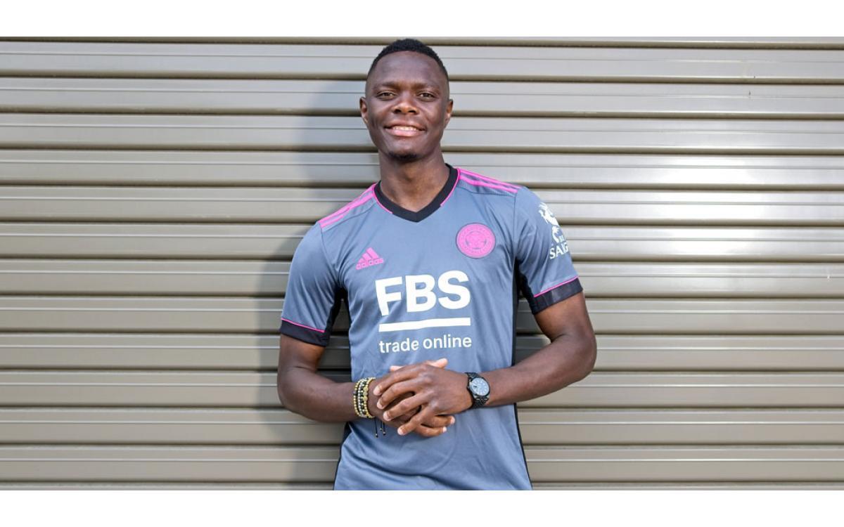 Camisetas Leicester City Tercera Equipación 2021-2022