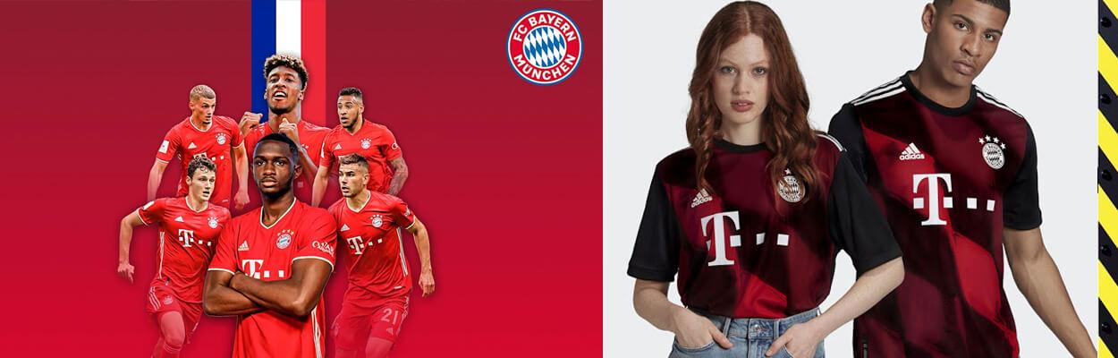 camiseta del Bayern Munich