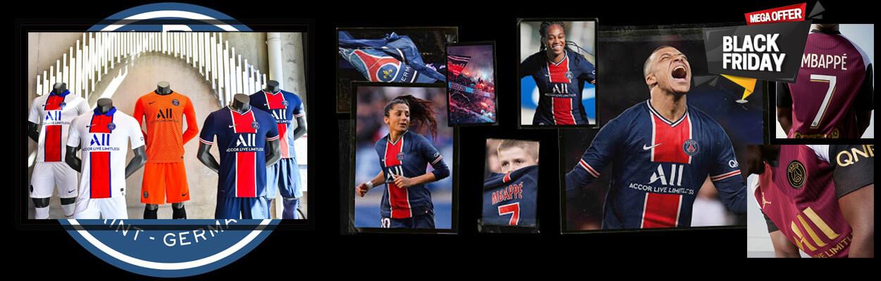 camiseta del París Saint Germain