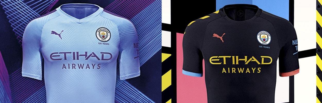 camiseta del manchester City 2019-2020