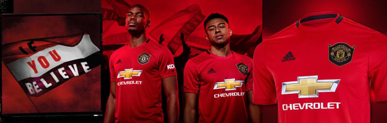 camiseta del manchester united 2019